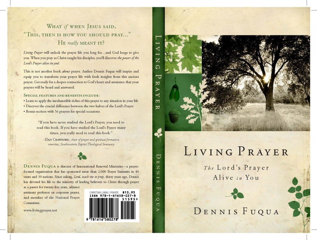 Living Prayer: The Lord's Prayer Alive in You