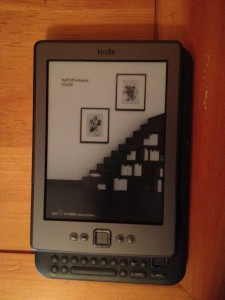 Kindle 4 and Kindle with Keyboard