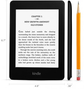 Amazon Paperwhite Size