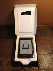 Kindle Paperwhite Unboxing
