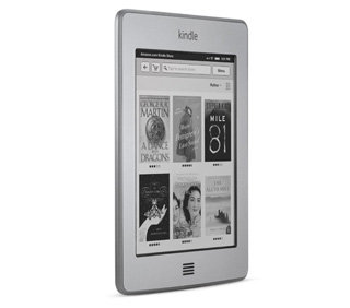 Kindle Touch Discontinued
