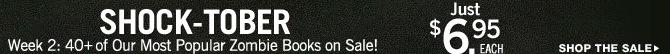 Shock-tober Audible.com Audiobook Sale