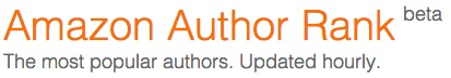 Amazon Author Rank