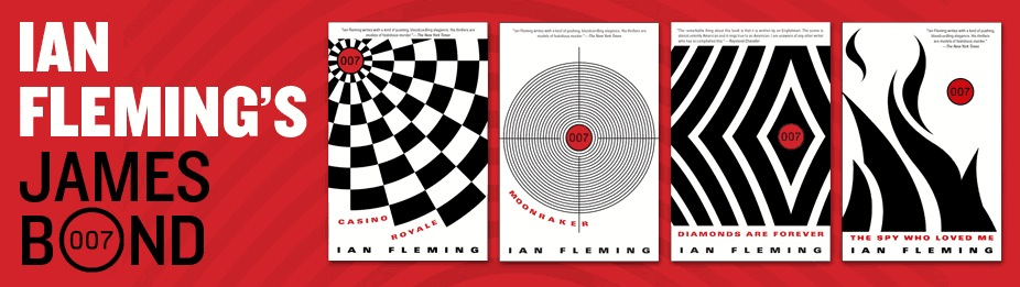 New Kindle Editions of Ian Fleming's James Bond Novels