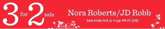 Nora Roberts JD Robb Audible.com Sale