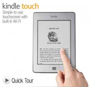 Refurbished Kindle Touch