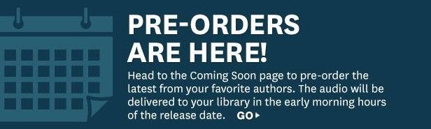 Audible.com Preorder