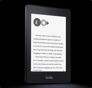 Kindle Paperwhite for christmas