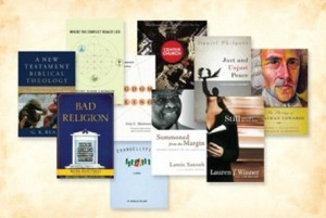 Christianity Today 2013 Book Awards