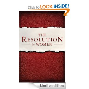 The Resolution for Women [Kindle Edition] Priscilla Shirer
