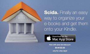 Scida Kindle Manager for Mac