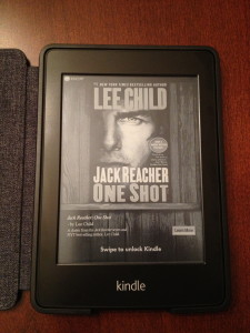 Amazon Kindle Paperwhite Leather Cover