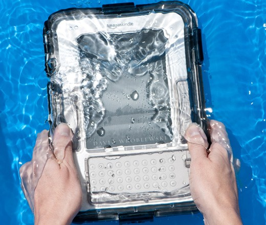 medge guardian Waterproof kindle case