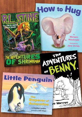 Free Voucher to Purchase Select Kindle Kids' Books for $2 Each Amazon Digital Services