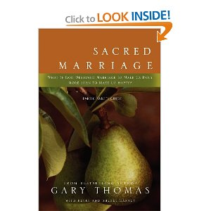 Sacred Marriage Participant Guide