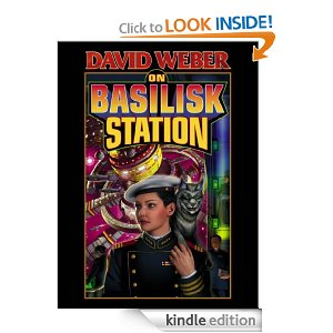 On Basilisk Station by David Weber (Honor Harrington Series)