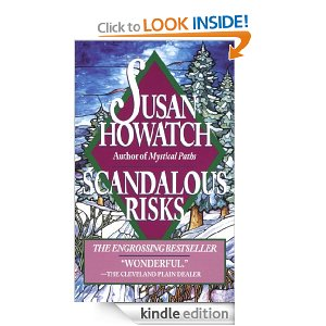 Scandalous Risks by Susan Howatch