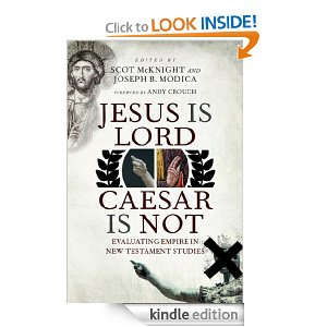 Jesus is Lord, Ceasar is Not