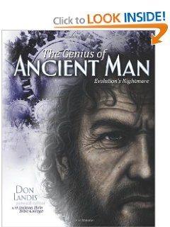 The Genius of Ancient Man by Don Landis