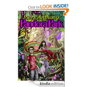 Pandora Park by Piers Anthony