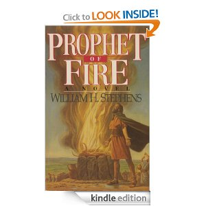 Prophet of Fire by William Stephens