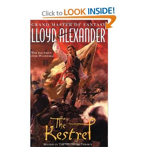 The Kestrel by Lloyd Alexander