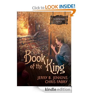 The Book of the King by Jerry Jenkins and Chris Fabry (Wormling #1)