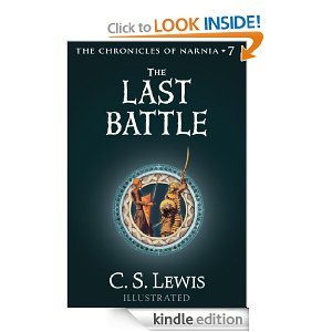 The Last Battle by CS Lewis