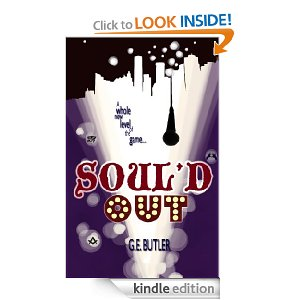 Soul'd Out by G.E. Butler