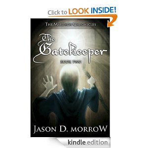 The Gatekeeper by Jason Morrow (The Marenon Chronicles #2)