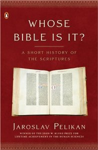 "Cover of ""Whose Bible Is It?: A Short His..."