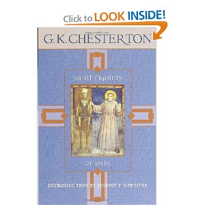 St Francis of Assisi by GK Chesterton