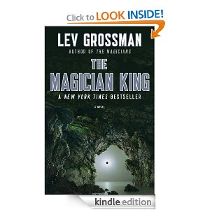 The Magician King: A Novel Lev Grossman