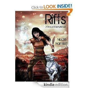 Rifts by Nicole Hamlett (A Grace Murphy Novel)