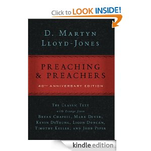 Preaching and Preachers by D Martyn Lloyd-Jones