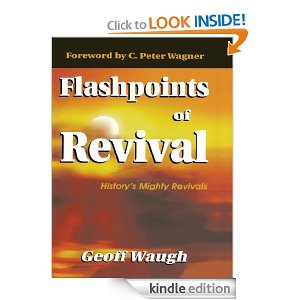 Flashpoints of Revival by Geoff Waugh