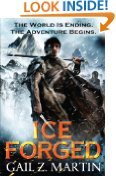 Ice Forged by Gail Martin