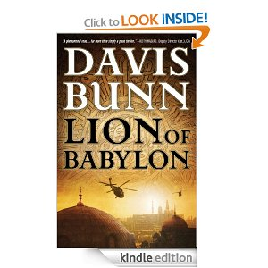 Lion of Babylon by Davis Bunn (A Marc Royce Thriller #1)