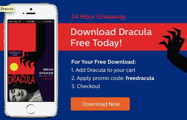 Free MP3 Audiobook Dracula
