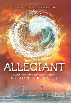 Allegiant by Veronica Roth (Divergent #3)