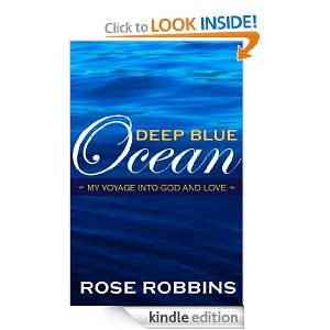 Deep Blue Ocean by Rose Robbins