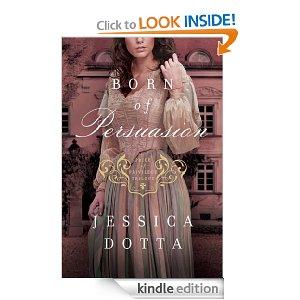 Born of Persuasion by Jessica Dotta (Price of Privilege #1)