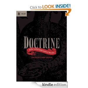 Doctrine: What Christians Should Believe by Mark Driscoll and Gerry Breshears