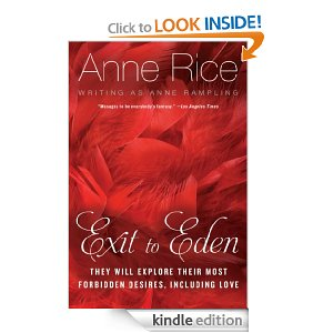 Exit to Eden by Anne Rice and Anne Rampling