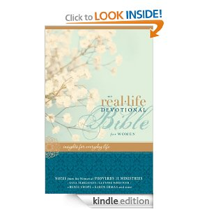 NIV Real-Life Devotional Bible for Women: Insights for Everyday Life