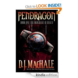 The Merchant of Death by DJ MacHale (Pendragon #1)