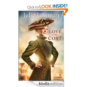 Love at Any Cost by Julie Lessman (The Heart of San Francisco Book #1)