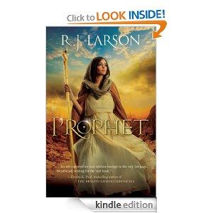 Prophet by RJ Larson (Books of the Infinite #1)
