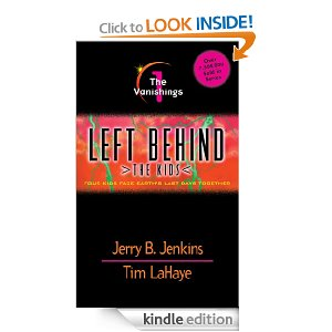 The Vanishings by Jerry Jenkins and Tim LaHaye (Left Behind: The Kids #1)