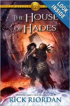 The House of Hades by Rick Riordan (Heroes of Olympus #4)